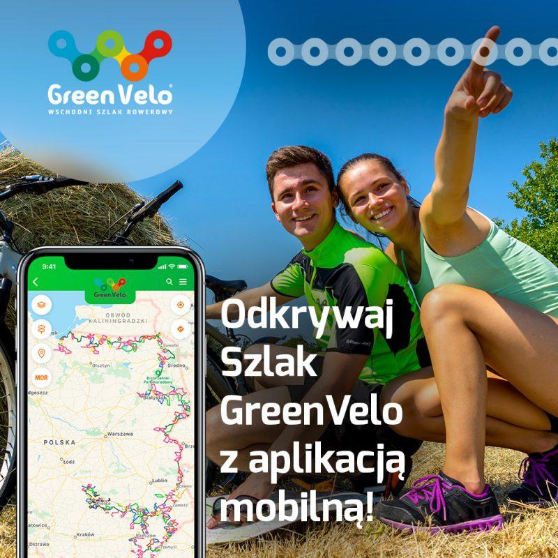 aplikacja GreenVelo